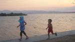 Melafirraz_Senja di Seberang pelabuhan (TPI) Kota Bima