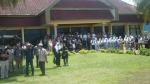 Penjemput jenazah walikota Bima
