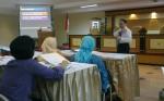 Kuliah Prof Iwan di Ruang Diklat