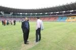 CEO Inter di Lapangan SUGBK