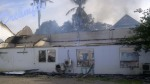 kantor bupati terbakar1