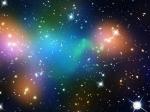 Galaksi dan alam semesta dulunya bersatu (foto: Space)