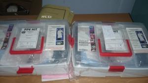 Kit Flu Burung milik RSUD Bima
