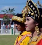 Kota Bima_peserta dari Ikatan Keluarga Samawa (IKS) Bima
