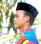 HUT Kota Bima ke-10_Drummer Marching band SMA Muhammadyah Kota Bima