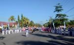 SMP 2 Kota Bima_Marching band yang luar biasa !