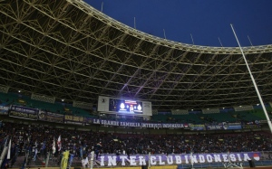 Interisti Indonesia di GBK