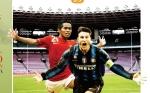 Inter Milan vs Timnas Indonesia. Janetti vs Andik Vermanyah