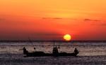 Pesona Sunset Ambalawi Wera