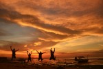 Sunset Kupang