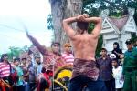 Kota Bima_Atraksi Cambuk Paguyuban Reog Jatim