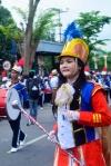 SMP 2 Kota Bima_Leader Drum Band
