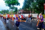 Marching Band SMP 1 Kota Bima