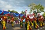Tari Kipas Merah_Kota Probolinggo