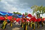 Tarian Kipas merah dari Kota Probolinggo