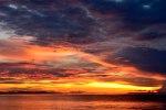 Sunset Senggigi (121212)