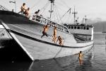 Pelabuhan Kota Bima_Anak-anak