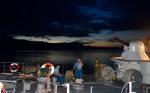 Geladak KRI Teluk Sangkurilang