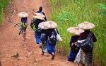 Ibu-ibu Baduy dari Ladang