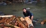 Wanita Baduy_berjuang