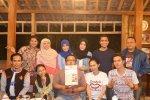 Bersama teman2 PK9-LPDP di Yogya