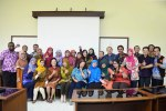 Dengan teman2 2014 di Ruang Kuliah S3