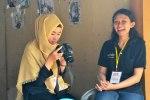 Fasilitator pejuang kecerdasan : Sakinah, Martha