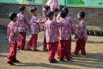 Anak-anak SDIT Generasi Mulia Kulon Progo