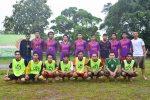 Bola antar kelompok mhsiswa Bima Yogya