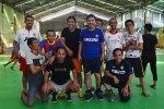 Futsal Mhsiswa Pasca (Pusmaja) vs Wera (Power)