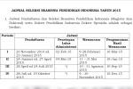 Info Beasiswa LPDP_Jadwal