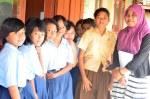 Risha dan Kelas V