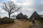 Rumah adat Ruteng