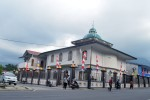 Salah satu Masjid di Kota Ruteng