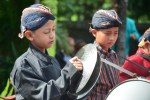 Drum Band Perform