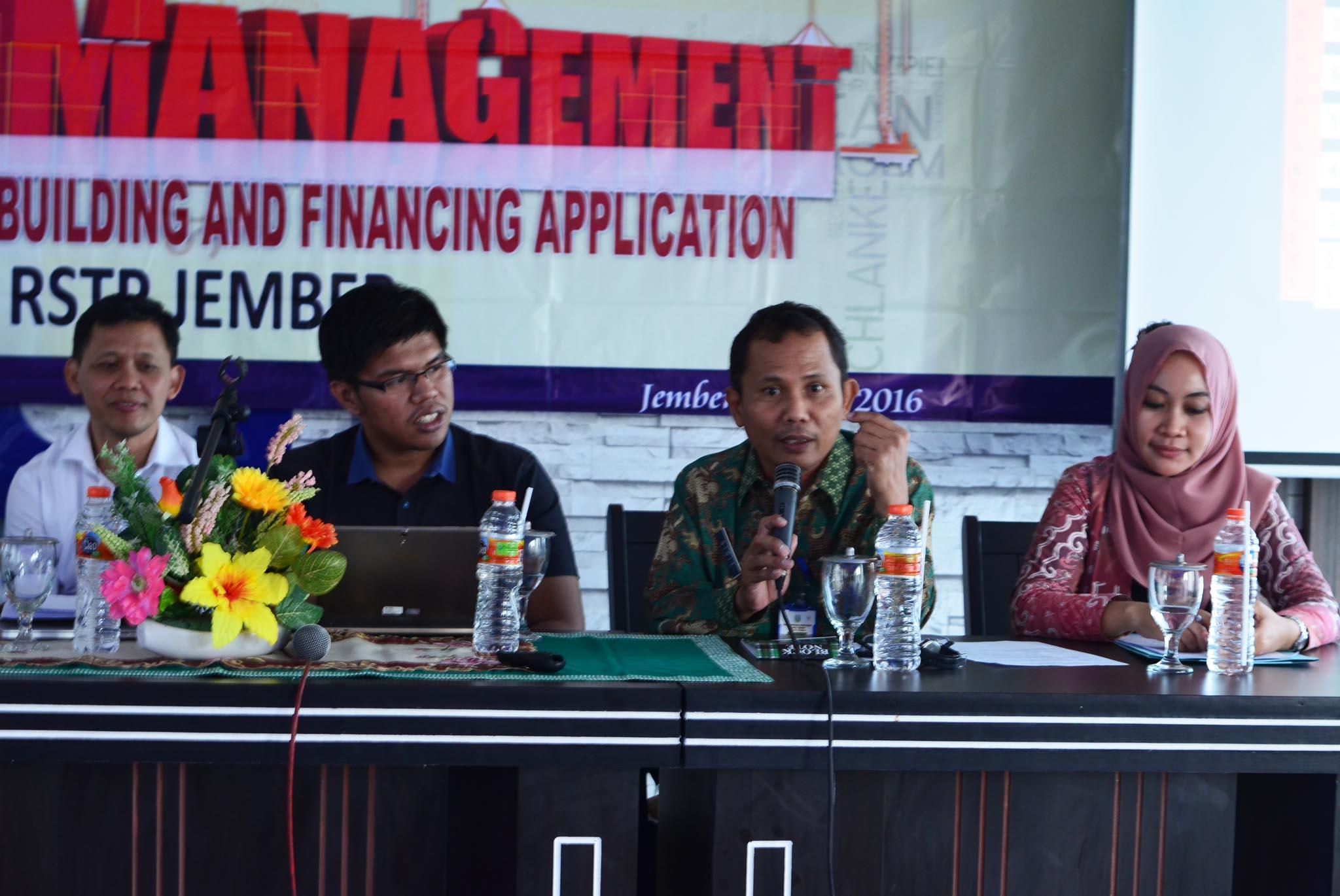 Seminar Lean Management Di Jember My Dream
