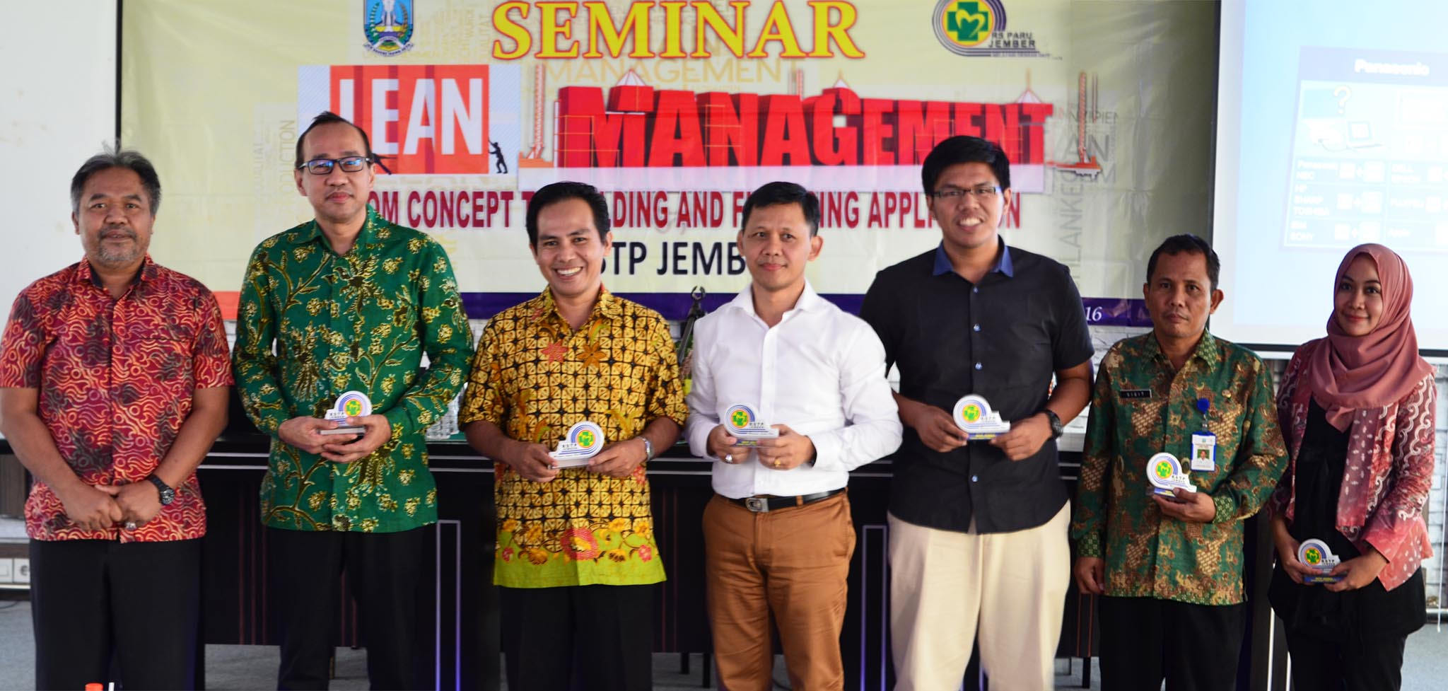 Seminar Lean Management Di Jember My Dream