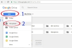 2. Upload File ke Google Drive